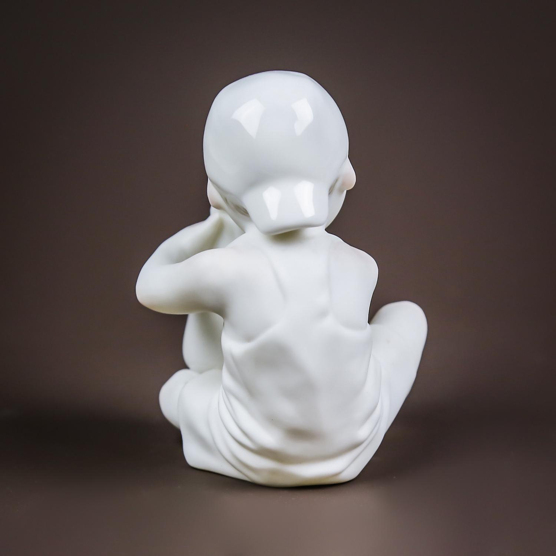 """Скульптура """"Водолей"""""""