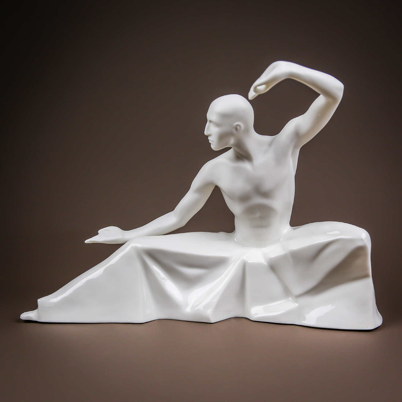 """Скульптура """"Боец №2"""""""