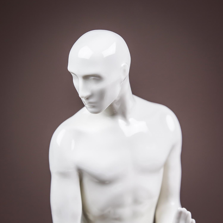 """Скульптура """"Боец №3"""""""