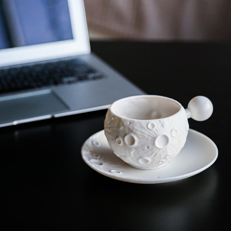 """Набор чайный фарфоровый  Rupor """"Луна Классика"""""""