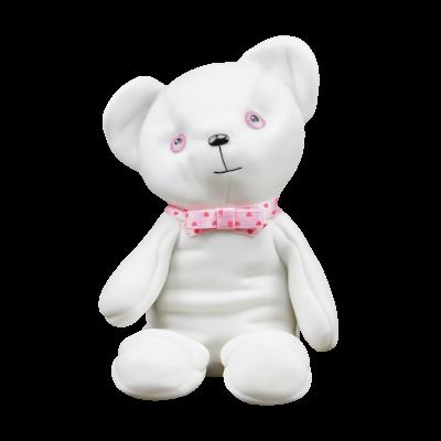 """Скульптура фарфоровая Rupor """"Медвежонок 1976 год"""" розовый"""
