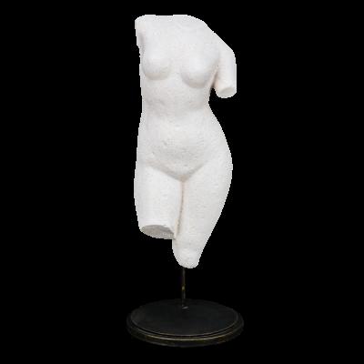 """Скульптура фарфоровая Rupor """"Венера Древняя Греция"""" песок."""