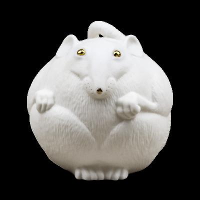 Елочное украшение Шар «Крыса»